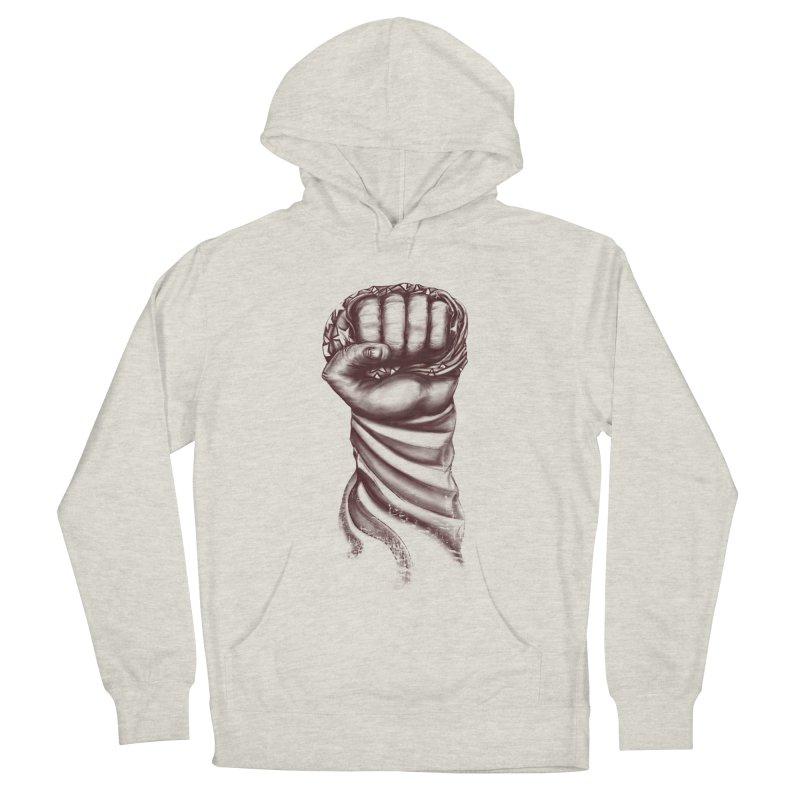 USA  Men's Pullover Hoody by JP$ Artist Shop
