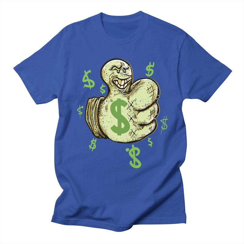 Thumb$ UP Women's Unisex T-Shirt by JP$ Artist Shop