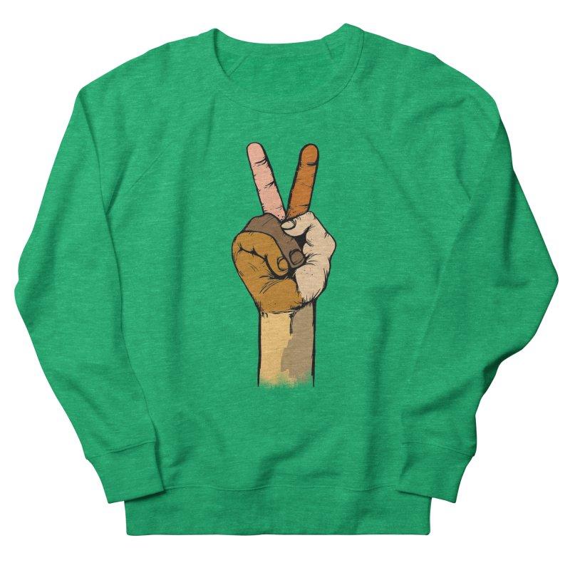 The Color of Peace. Men's Sweatshirt by JP$ Artist Shop