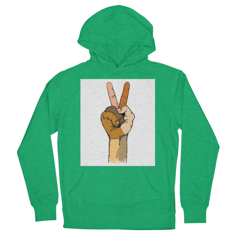 The Color of Peace. Men's Pullover Hoody by JP$ Artist Shop