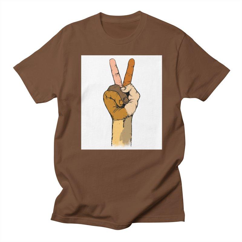 The Color of Peace. Men's T-shirt by JP$ Artist Shop