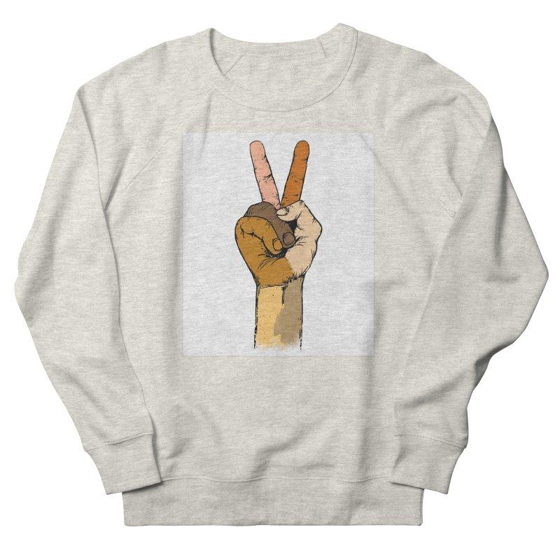 The Color of Peace. Women's Sweatshirt by JP$ Artist Shop