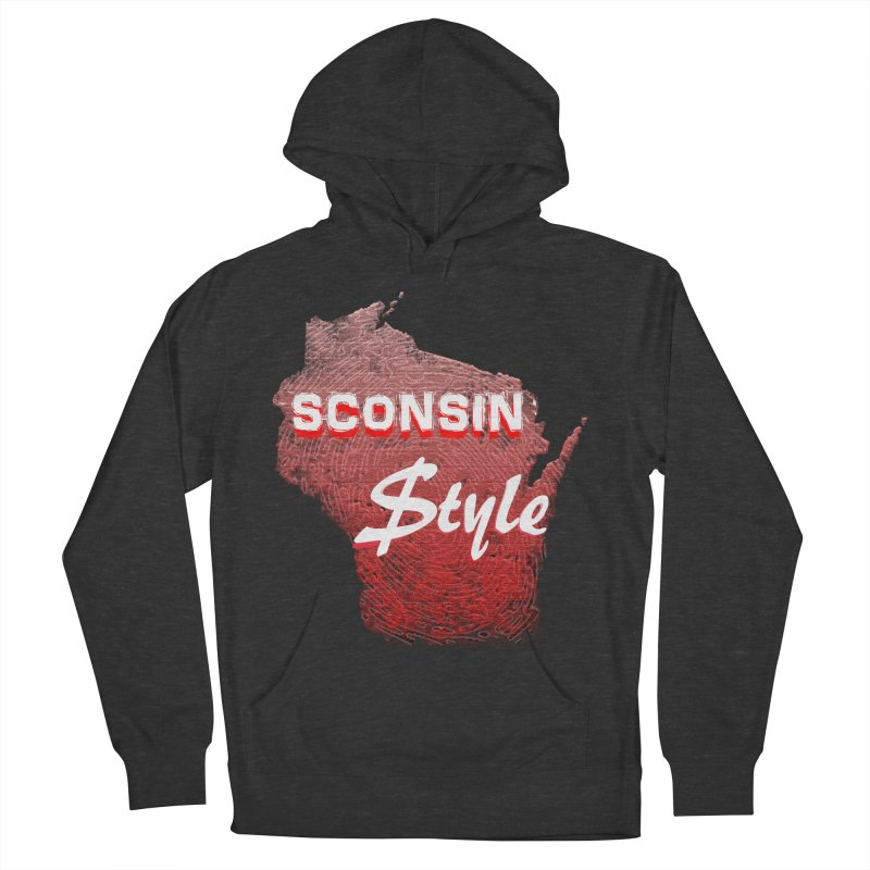 sconsin $tyle. Men's Pullover Hoody by JP$ Artist Shop