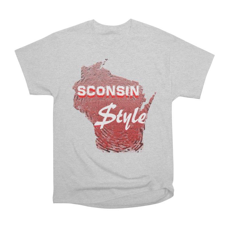 sconsin $tyle. Men's Classic T-Shirt by JP$ Artist Shop