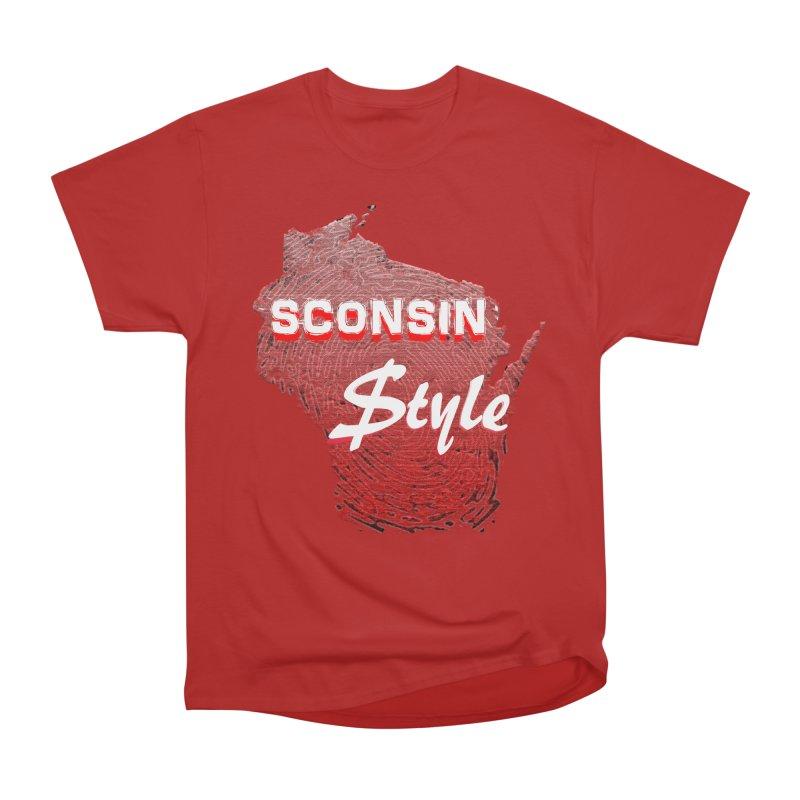 sconsin $tyle. Women's Classic Unisex T-Shirt by JP$ Artist Shop