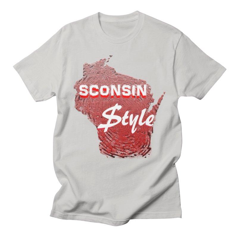 sconsin $tyle. Men's T-Shirt by JP$ Artist Shop