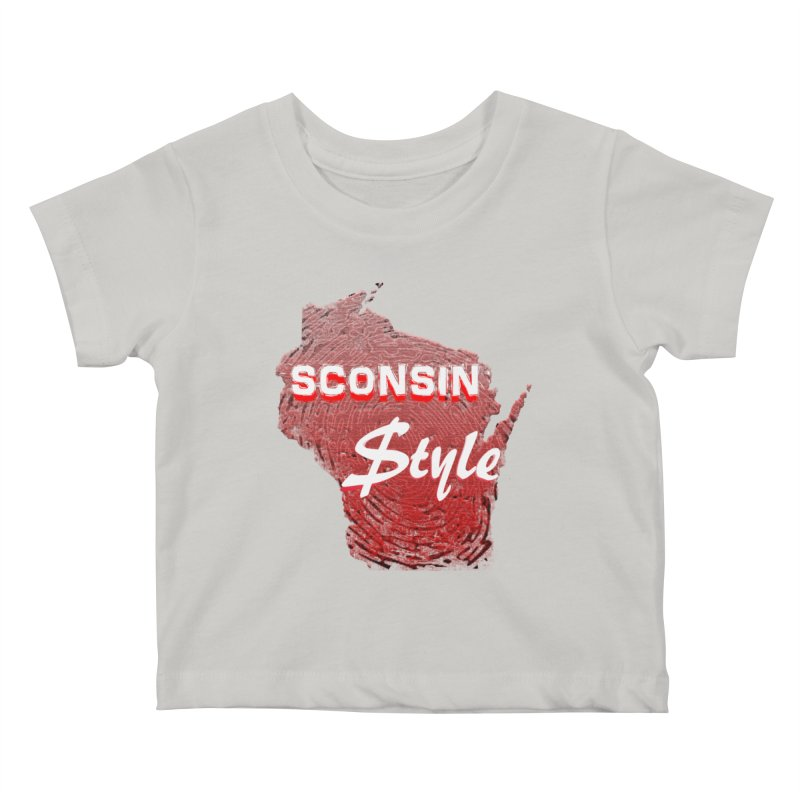 sconsin $tyle. Kids Baby T-Shirt by JP$ Artist Shop