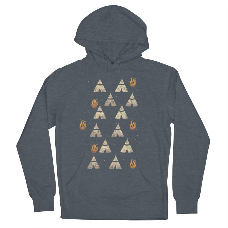 teepee tent Men's Pullover Hoody by JP$ Artist Shop