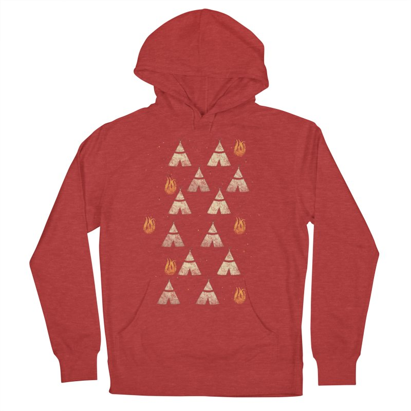 teepee tent Men's Pullover Hoody by JP$ Artist Shop