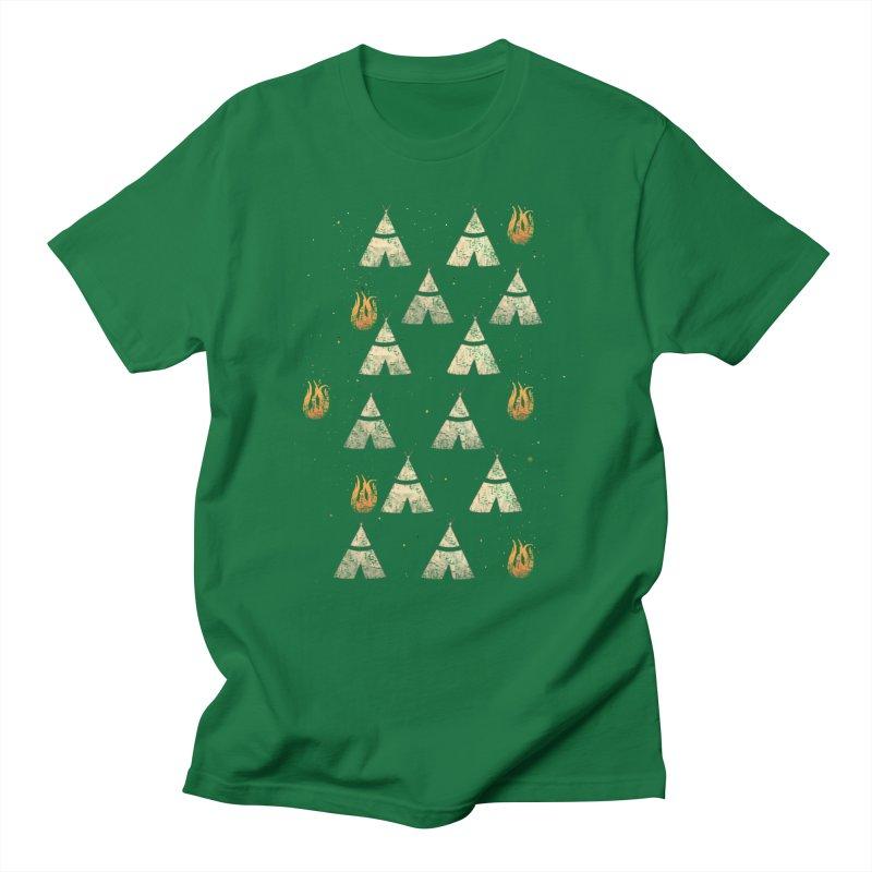 teepee tent Women's Unisex T-Shirt by JP$ Artist Shop