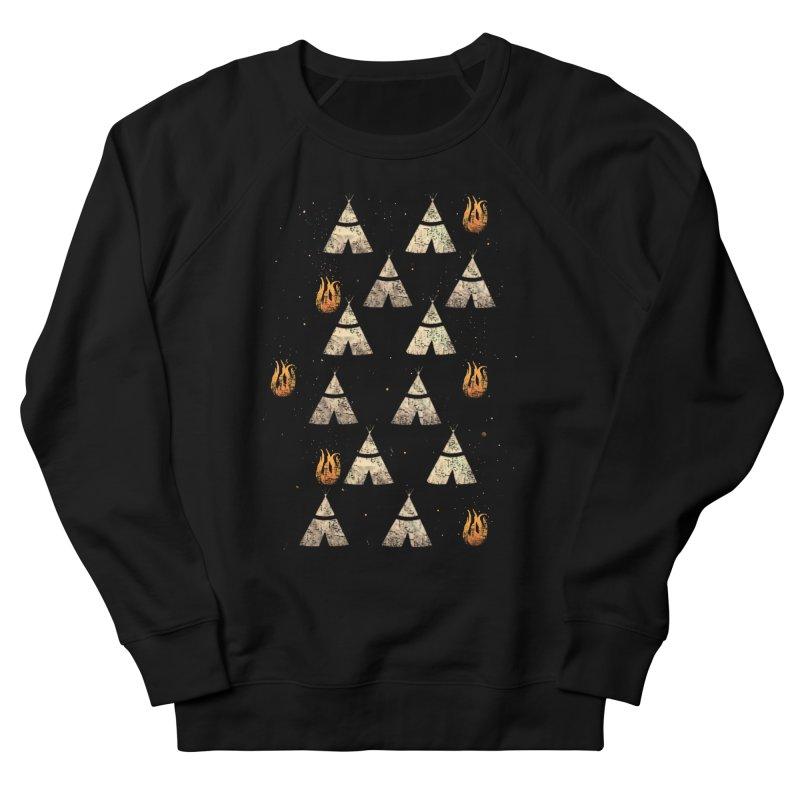 teepee tent Men's Sweatshirt by JP$ Artist Shop