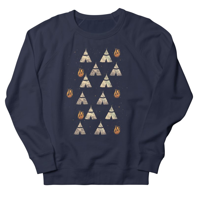 teepee tent Men's Sweatshirt by JP$ Artist Shop