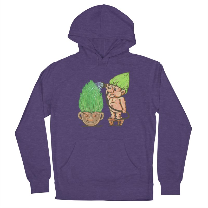 Planter Troll Men's Pullover Hoody by JP$ Artist Shop