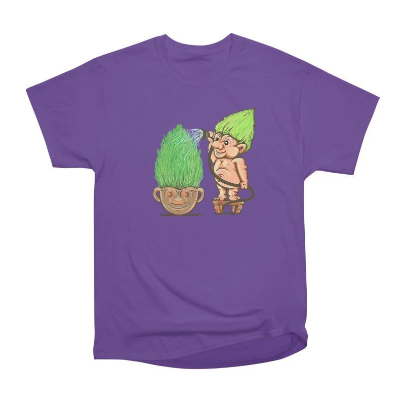 Planter Troll Women's Classic Unisex T-Shirt by JP$ Artist Shop