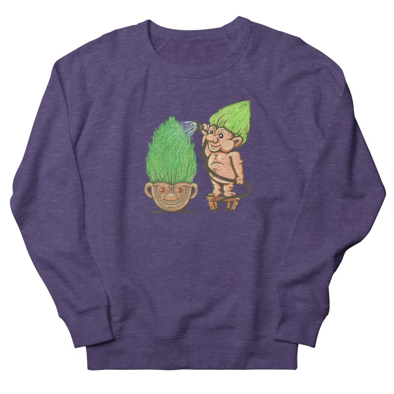 Planter Troll Women's Sweatshirt by JP$ Artist Shop