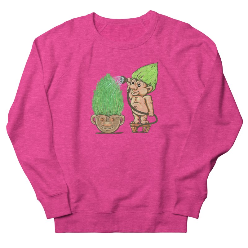 Planter Troll Men's Sweatshirt by JP$ Artist Shop