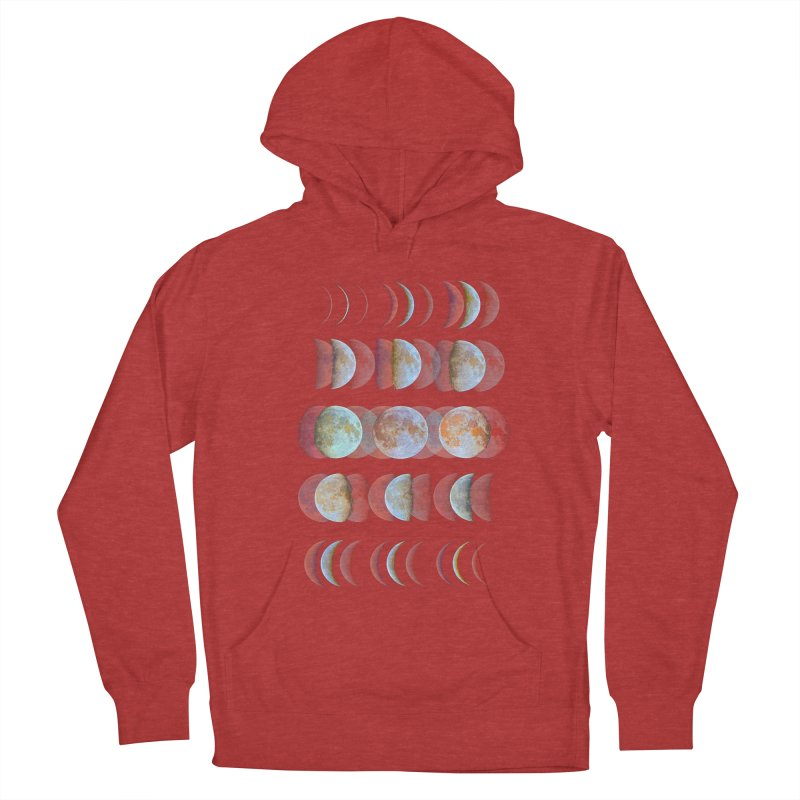 Moon phase Men's Pullover Hoody by JP$ Artist Shop