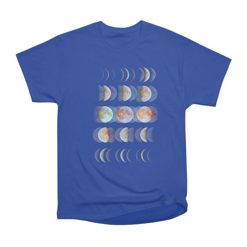 Moon phase Women's Classic Unisex T-Shirt by JP$ Artist Shop