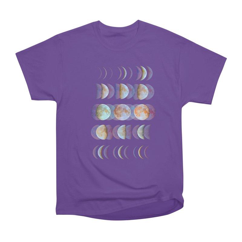 Moon phase Men's Classic T-Shirt by JP$ Artist Shop