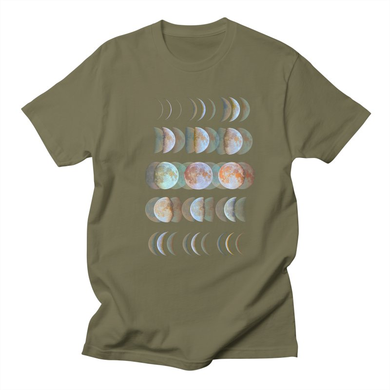 Moon phase Men's T-shirt by JP$ Artist Shop