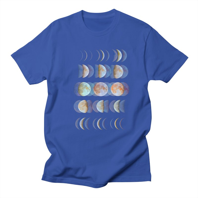 Moon phase Men's T-shirt by JP$ Artist Shop