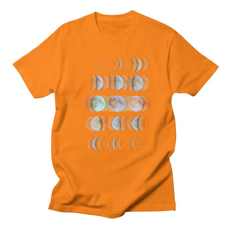 Moon phase Women's Unisex T-Shirt by JP$ Artist Shop
