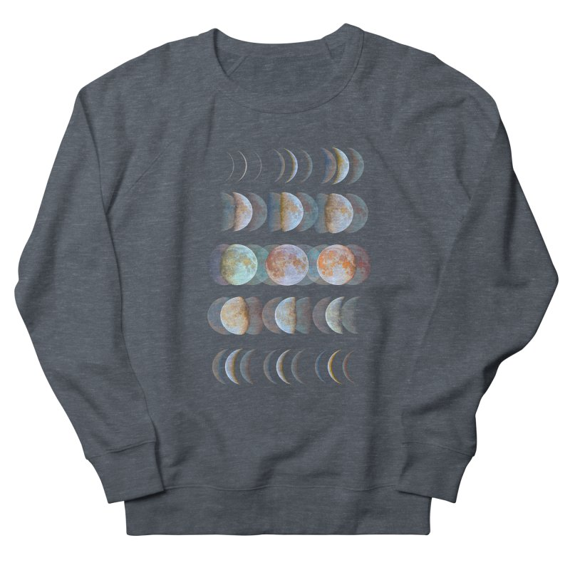 Moon phase Women's Sweatshirt by JP$ Artist Shop