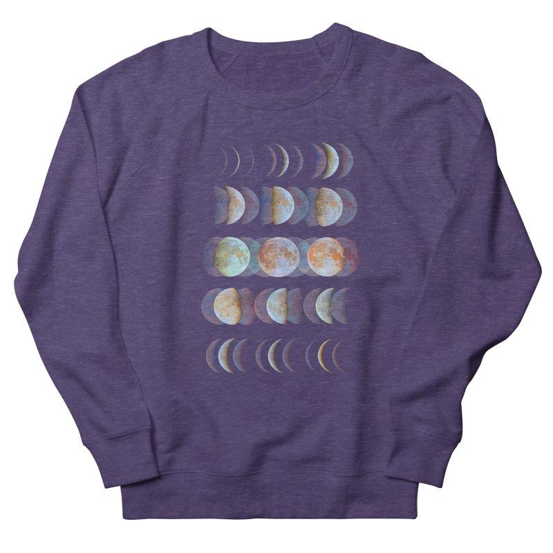 Moon phase Men's Sweatshirt by JP$ Artist Shop