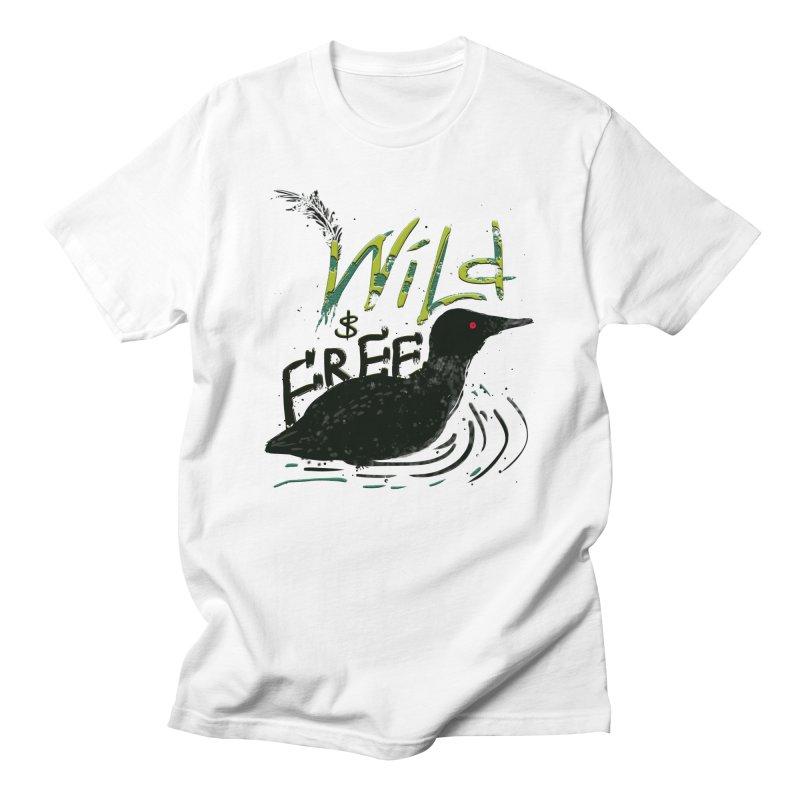 Wild $ Free Women's Unisex T-Shirt by JP$ Artist Shop
