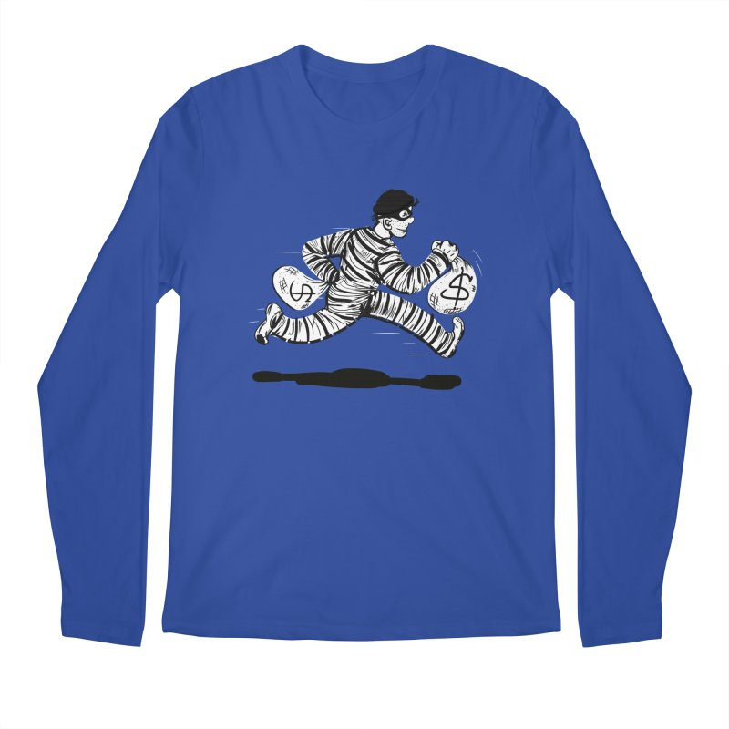 Take the $$$$$$$$$$$$$$ and run Men's Longsleeve T-Shirt by JP$ Artist Shop