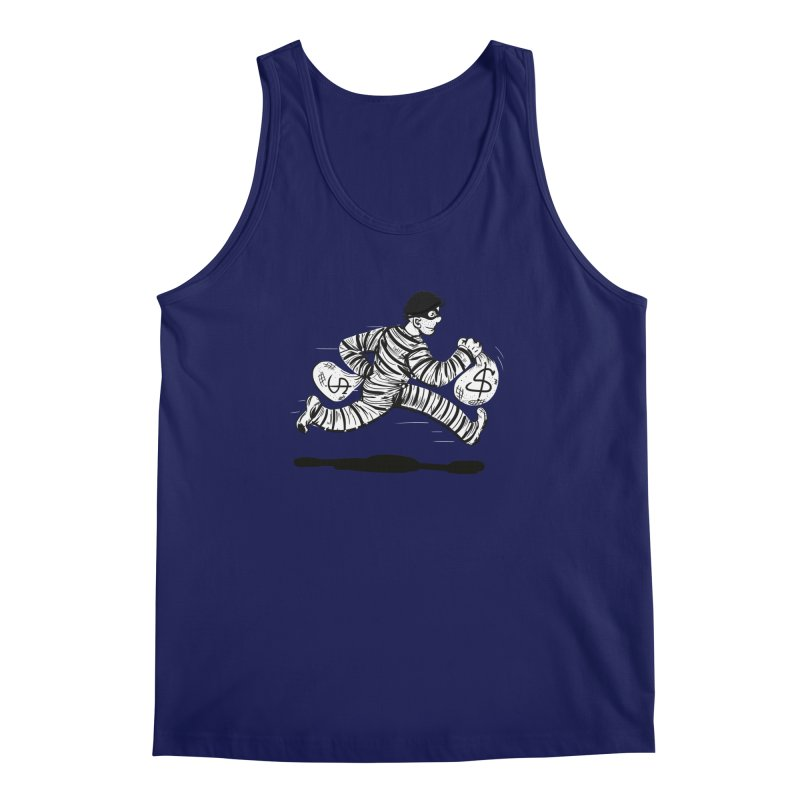 Take the $$$$$$$$$$$$$$ and run Men's Tank by JP$ Artist Shop