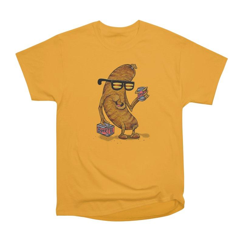 Beer Brat Men's Classic T-Shirt by JP$ Artist Shop
