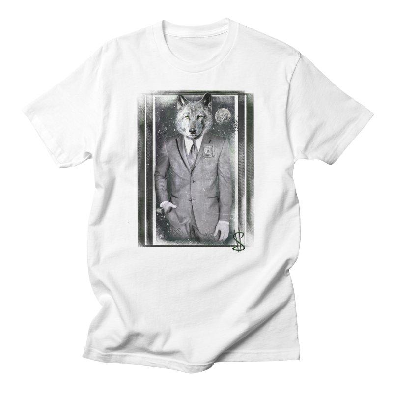Mr. $ Men's T-Shirt by JP$ Artist Shop