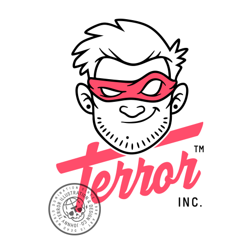Johnny Terror's Art Shop Logo