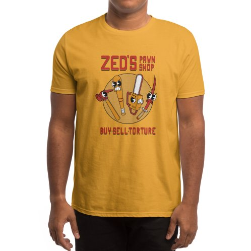 Design for ZED'S PAWN SHOP