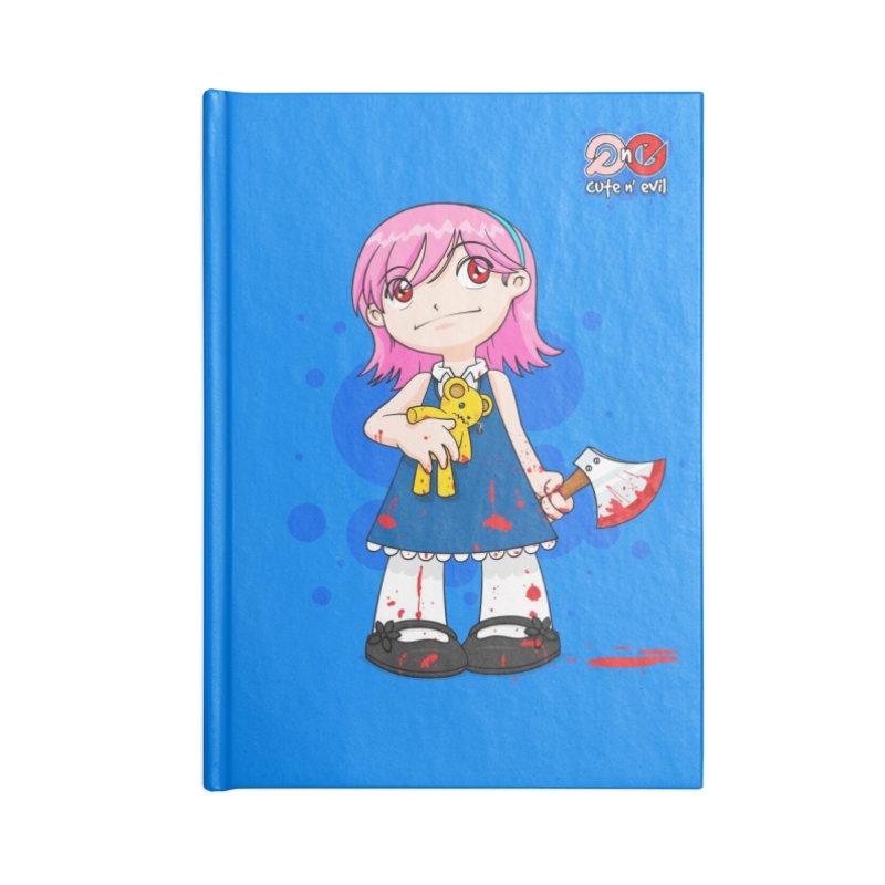 ax - cute n' evil Accessories Notebook by Artist Shop.jpg