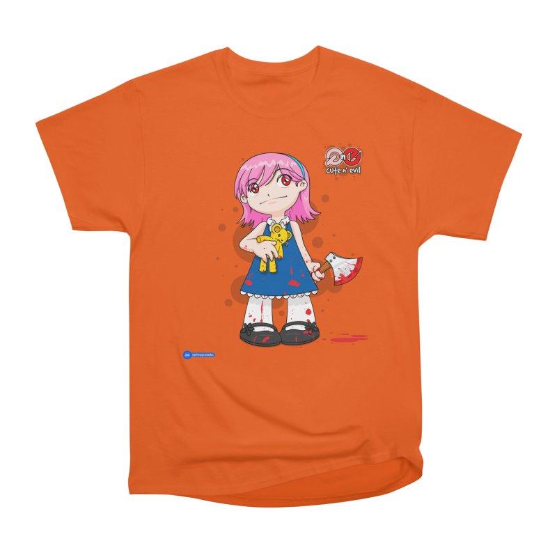 ax - cute n' evil Women's T-Shirt by Juan Pablo Granados - .jpg