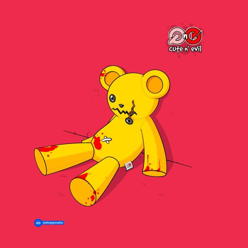 teddy - cute n' evil None  by Juan Pablo Granados - .jpg