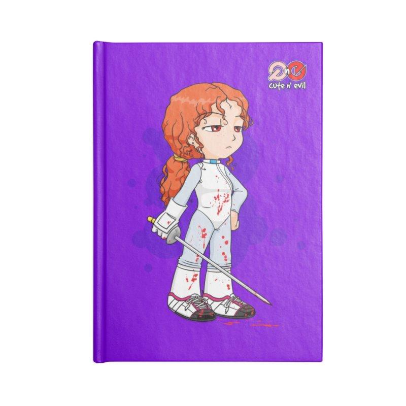 foil - cute n' evil Accessories Notebook by Artist Shop.jpg