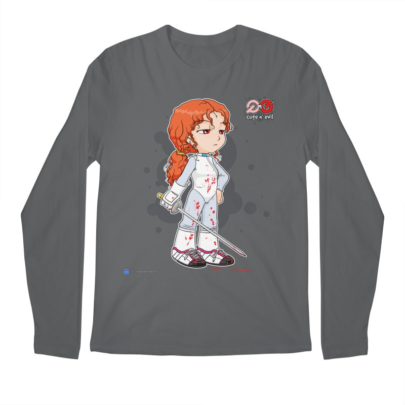 foil - cute n' evil Men's Longsleeve T-Shirt by Artist Shop.jpg