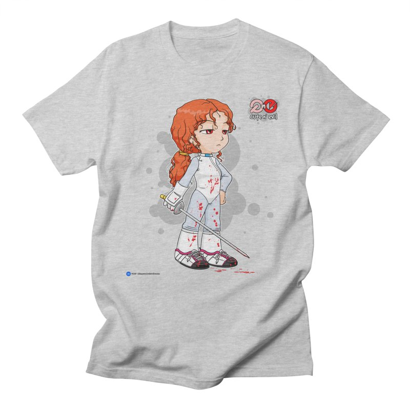foil - cute n' evil Men's T-Shirt by Artist Shop.jpg