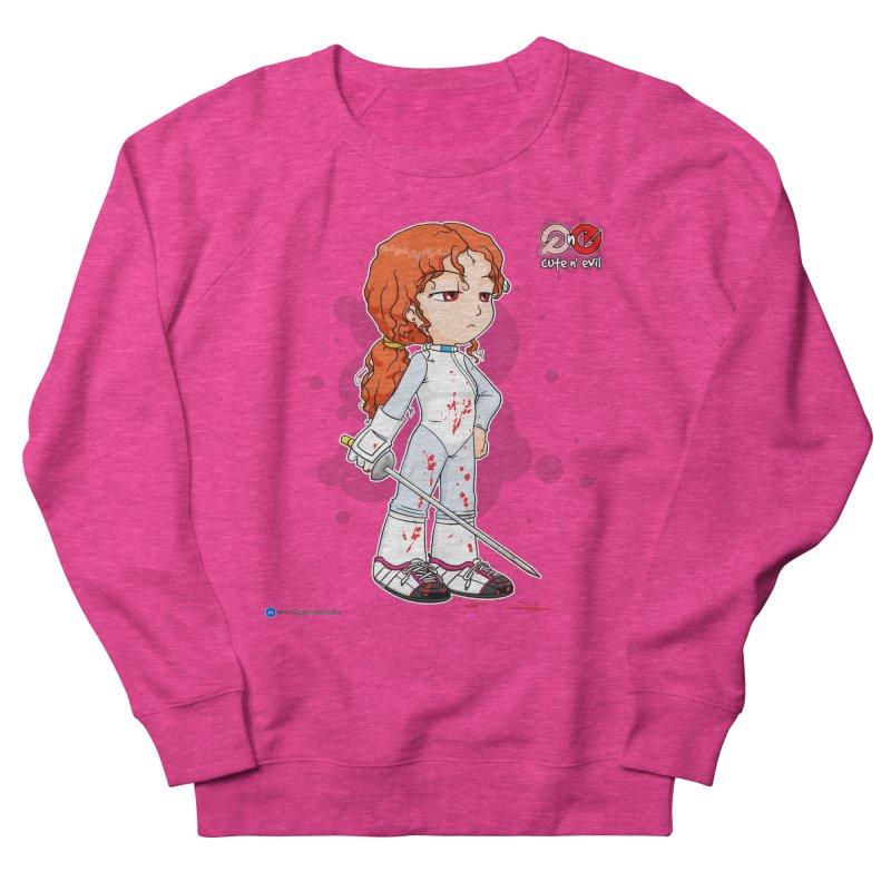 foil - cute n' evil Men's Sweatshirt by Artist Shop.jpg