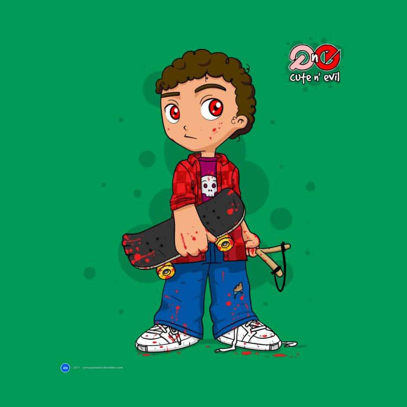 skateboard - cute n' evil None  by Artist Shop.jpg