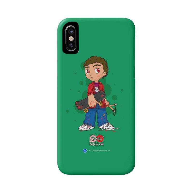 skateboard - cute n' evil Accessories Phone Case by Artist Shop.jpg