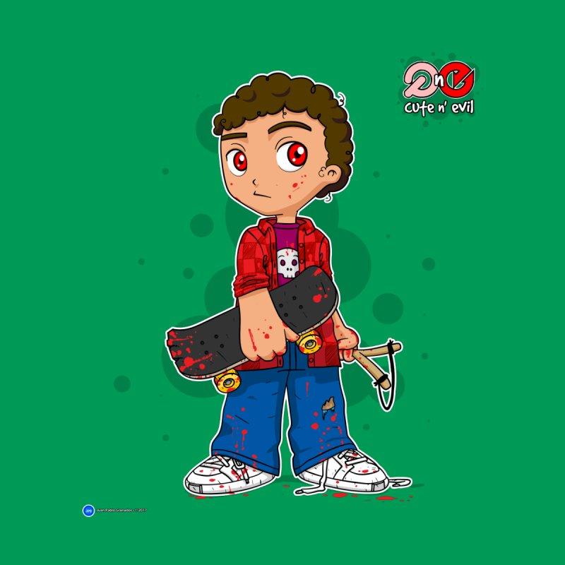cute n' evil - skateboard by Artist Shop.jpg