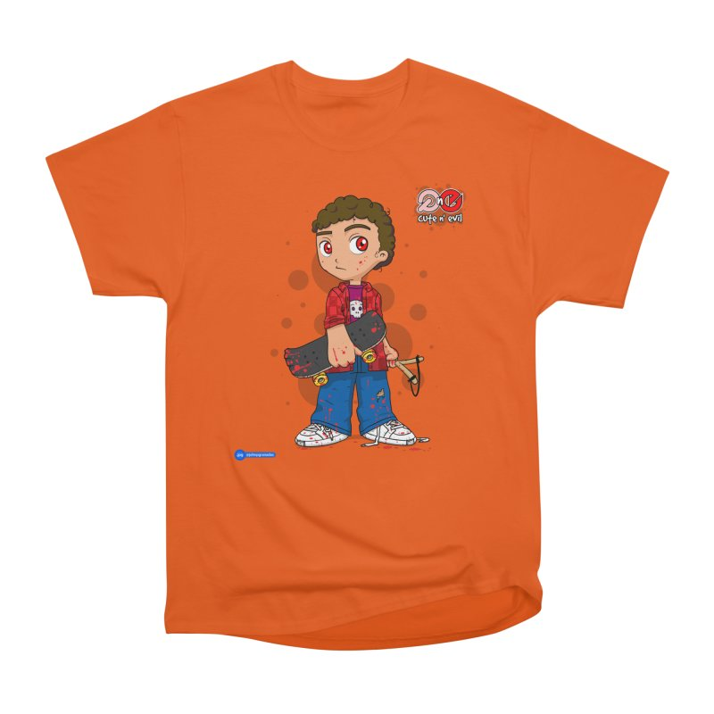 skateboard - cute n' evil Women's T-Shirt by Juan Pablo Granados - .jpg