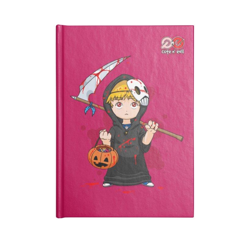 scythe - cute n' evil Accessories Notebook by Artist Shop.jpg
