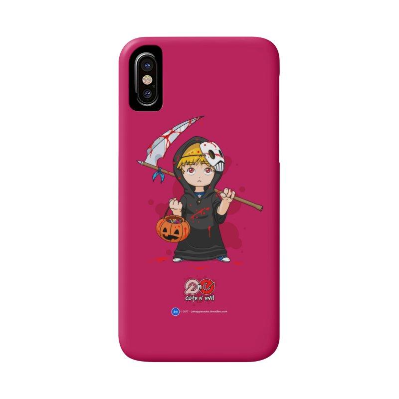 scythe - cute n' evil Accessories Phone Case by Artist Shop.jpg
