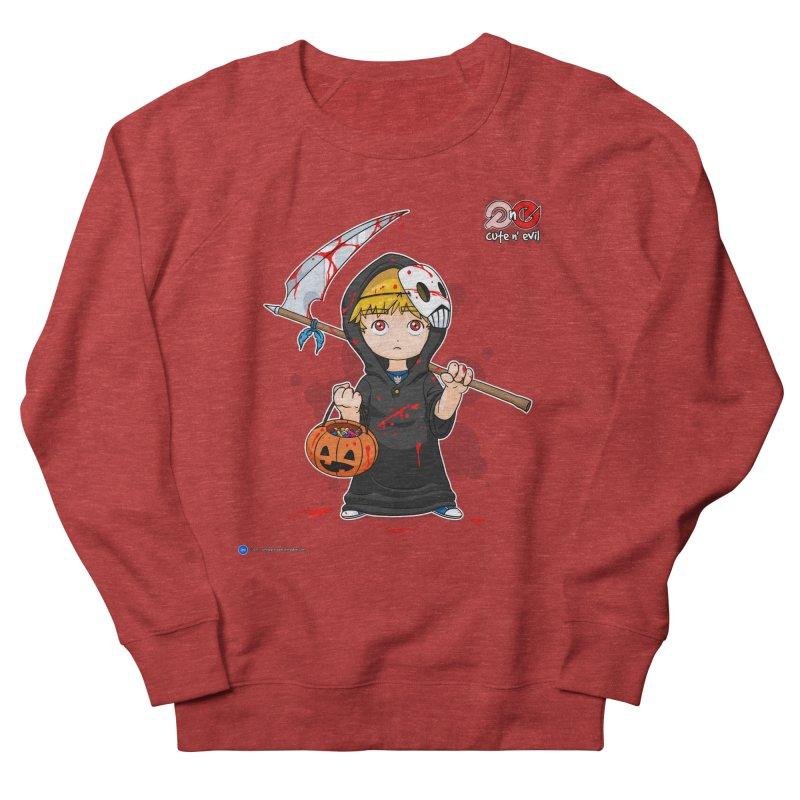scythe - cute n' evil Men's Sweatshirt by Artist Shop.jpg