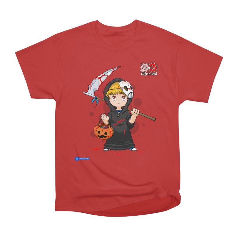scythe - cute n' evil Men's Classic T-Shirt by Juan Pablo Granados - .jpg